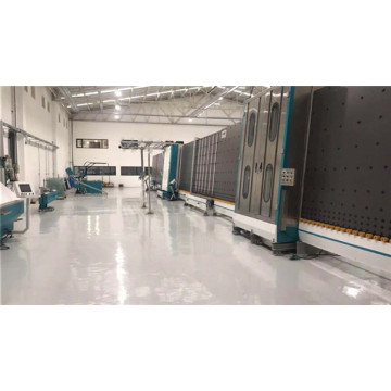 Insulating Glass Inside Flat Press Production Line