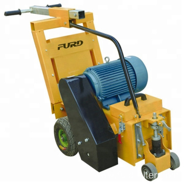 Long lifetime easy to maintain road scarifying machine (FYCB-250D)