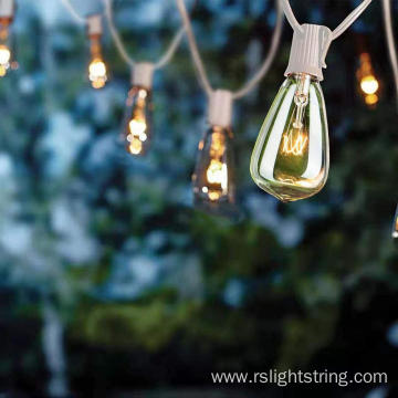 ST35 Incandescent Bulb String Light Electric Powered