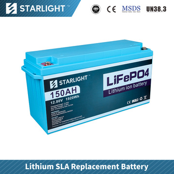 12V150AH​ LiFePO4 Battery Replace Lead Acid Battery