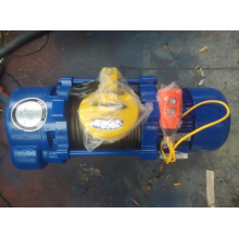 Construction Application 380V 220V Wire Rope Winch