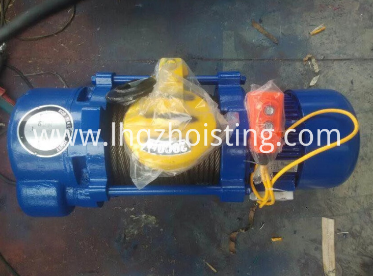 KCD electric chain hoist