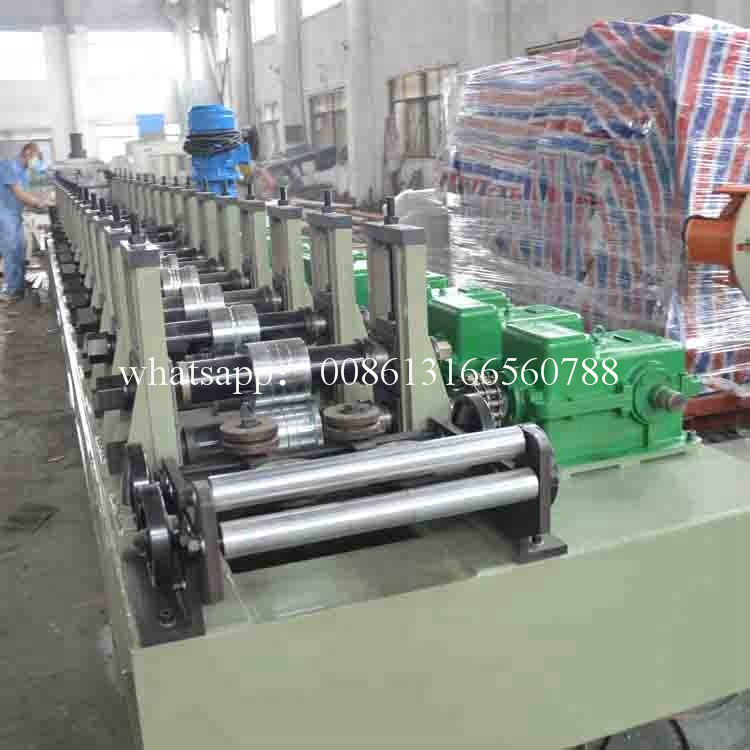Vineyard Post Cold Roll Forming Machines6