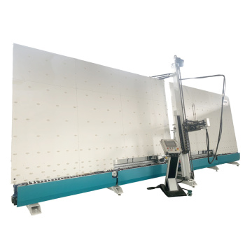 Insulating glass sealing silicone spreading machine robot
