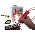 Free by DHL 1pc S709AD 1.9KW High Power Spot Welder & Soldering Station with welding pen (70B)+50 pc 0.1*4*100mm Nickel sheet