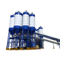 Construction high quality concrete mixing plant 60m3