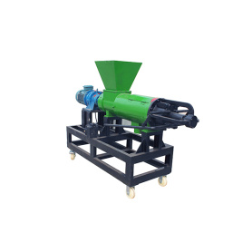 Sludge treatment solid-liquid separator