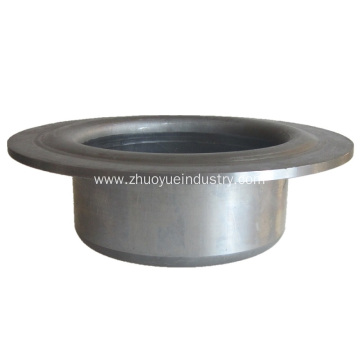 Belt Conveyor Idler Roller 22mm Bearing Housing