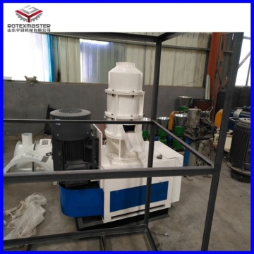 Flat Die Pellet Machine used to making Biomass Pellet