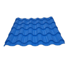 myanmar composite acrylic recycled color glazed roof tiles