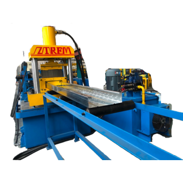 Heavy Duty Scaffold Metal Plank Roll Forming Machine