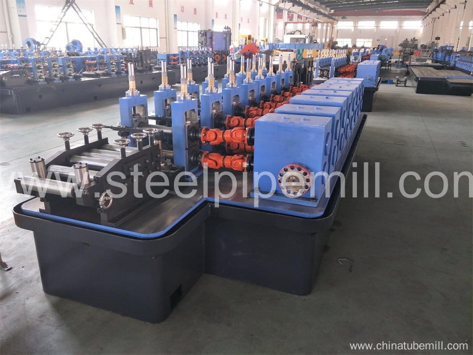 ERW round pipe wleding machine