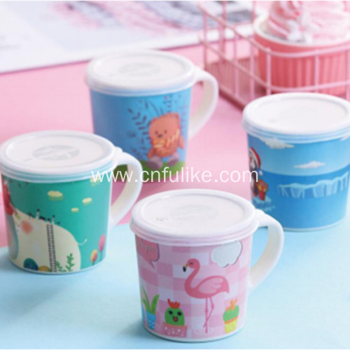Child Size Tumbler Bamboo Water Cup