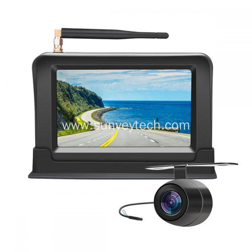 Rear View Camera Reverse Monitor Display
