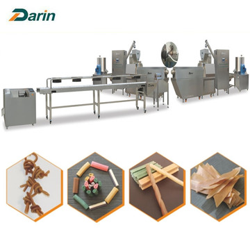 Pet Treats Dog Snacks Extruding Line