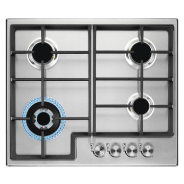 Zanussi Gas Steel Hobs 60cm in UK