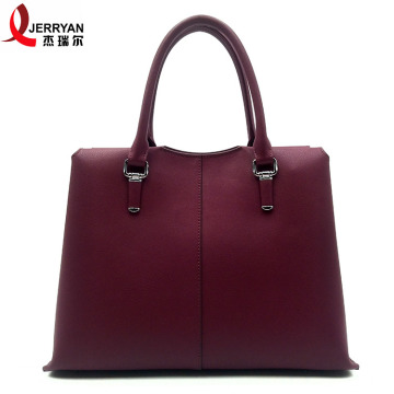 Women's Large Wine Red Tote Bags Handbags