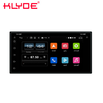 Android 10 car stereo for Nissan Micra 2010-2015