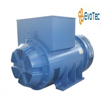 Blue Three Phase Brushless Industrial Generator
