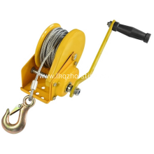 1200lbs Boat Trailer manual hand wire rope winch