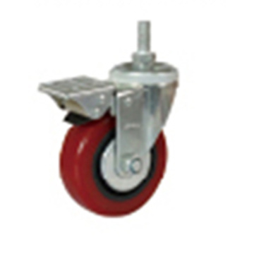 PVC Light Duty Casters