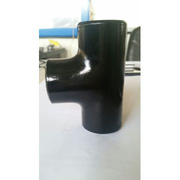 Seamless Butt Welded Carbon Steel Pipe Fitting Tee/DIN