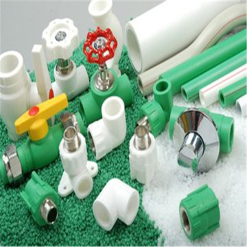 Poly Plastic For Water PPR Pipe Fitting