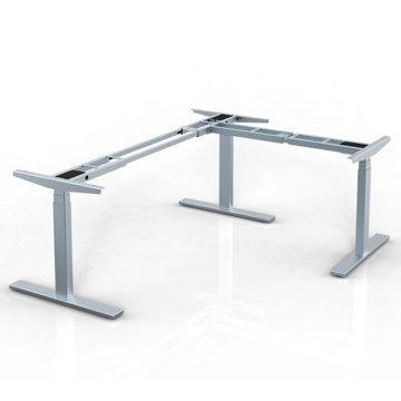 Electric Height Adjustable Standing Desk 3 Stage