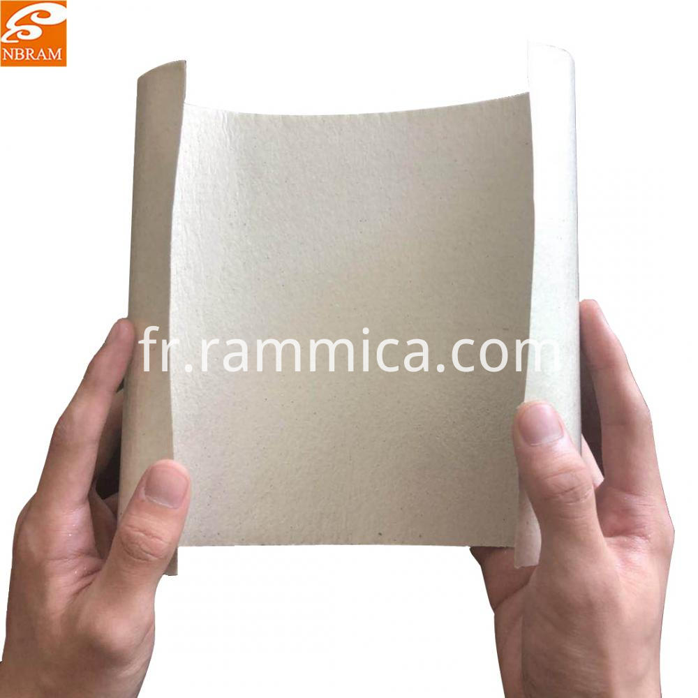 Flexible Muscovite Mica Sheet