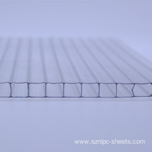 High Heat Insulation General Polycarbonate Hollow Sheet