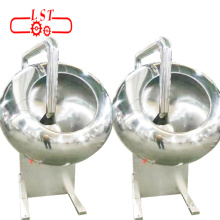 High Quality Small Capacity Candy Chocolate Coating Pan Machine