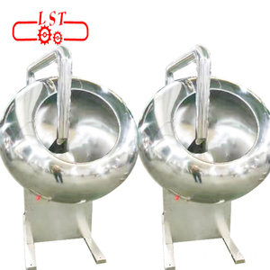 Stainless Steel Chocolate Coating Pan Machine