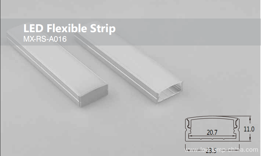 Cuttable Aluminum Profile