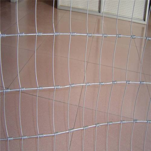 heavy zinc coating fixed wire field game fence