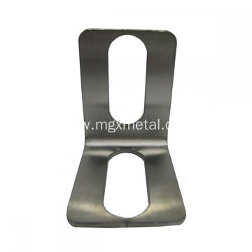 High Quality Stainless Steel Large Slot Angle Bracket
