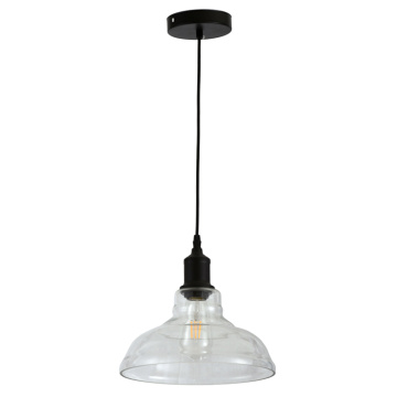 Fixture Antique Finish Vintage Industrial Cage Pendant Lamp