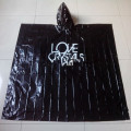 Promotional Disposable PLA Rain Ponchos