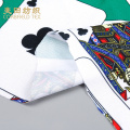 beautiful soft printed clothing polyester fabric