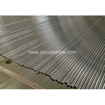 ASTM A269 19.05mm 2.11mm Stainless Steel BA Tube