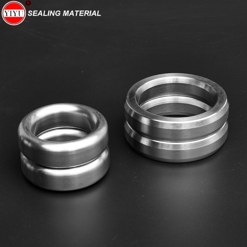 SS 304 L OVAL Ring Type Joint