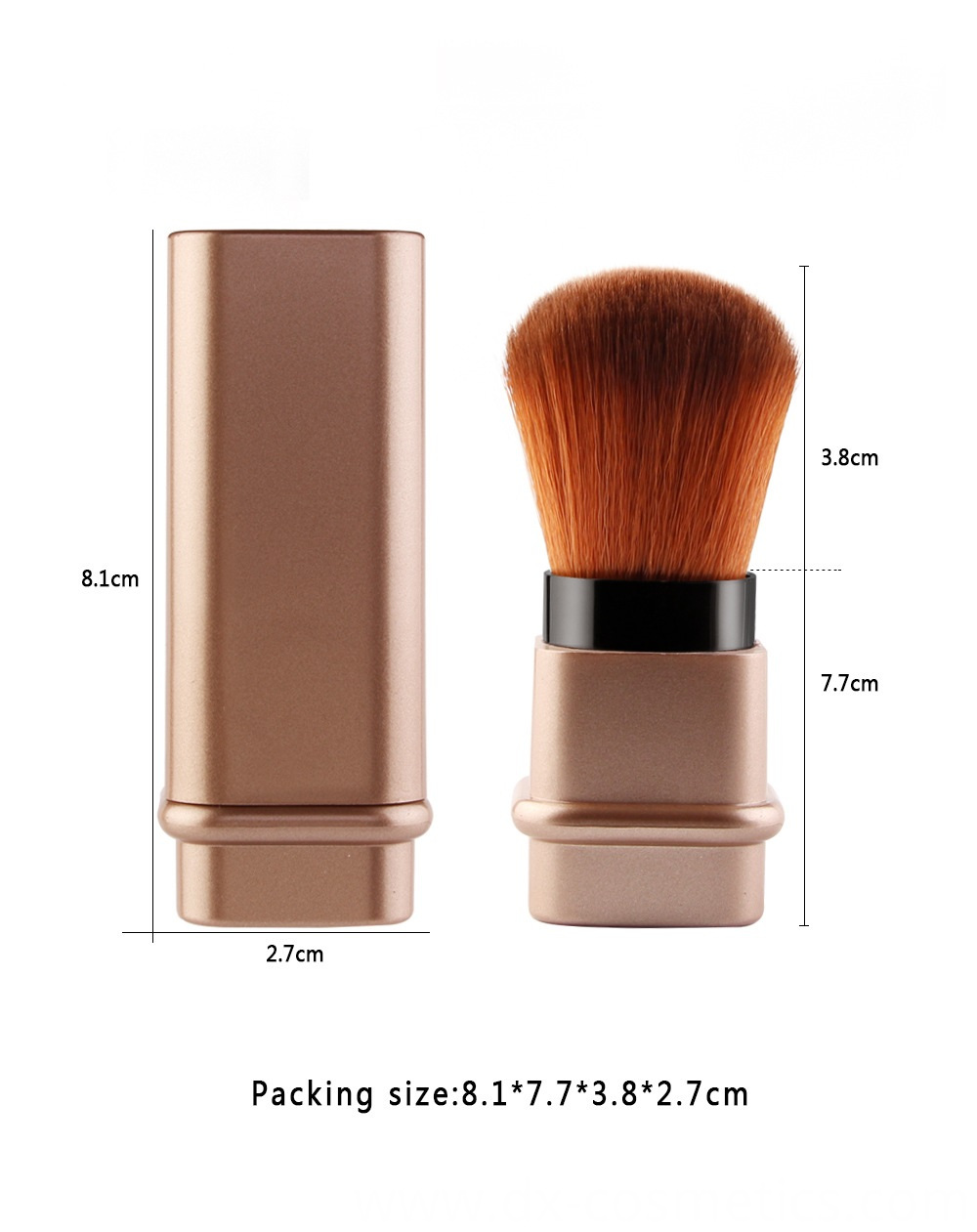 Adjustable Blush Brush