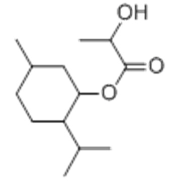 Propanoic acid,2-hydroxy-, 5-methyl-2-(1-methylethyl)cyclohexyl ester CAS 17162-29-7