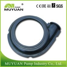 Rubber Lined  Slurry Pump Wet End Parts