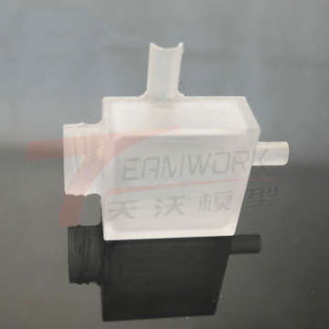 Printing machine parts ABS PC plastic rapid prototyping