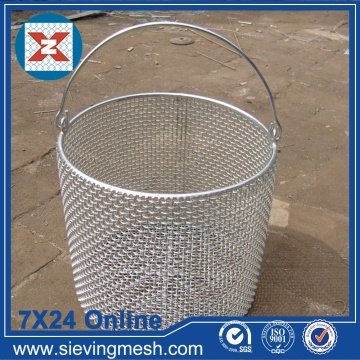 Steel  Wire Mesh Basket