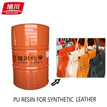 pu resins for pvc leather type
