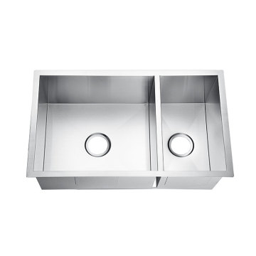 321910D-L Undermount Handmade Kitchen Sink