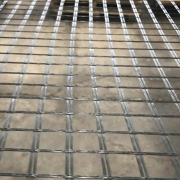 Self-adhesive Fiberglass Geogrid for strengthen road surface