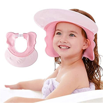 Safety Visor Shower Cap Infants Soft Protection