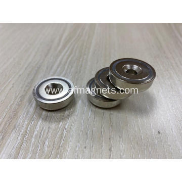 Industrial Mounting Magnets Neodymium